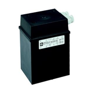 EREA - Veiligheidstransformator 1F - IP54 / 230-400 V / 2x0-24 V / 100 VA