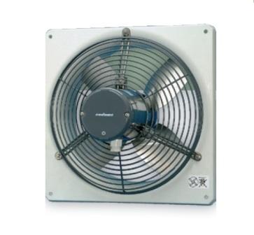 CODUME - Ventilateur industriel axial - 4820m³/h - 1400 t/m