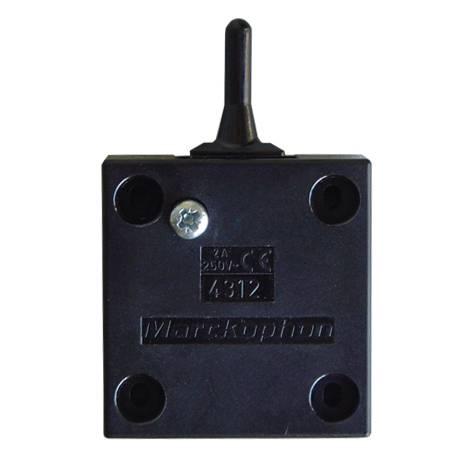 HUPPERTZ - Interrupteur pour meuble blanc