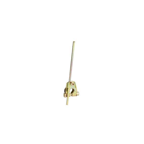 TELEMECANIQUE - tige carrée acier 3 mm ZC2-J pr interrupteur position -25...70°C - mvt rotatif