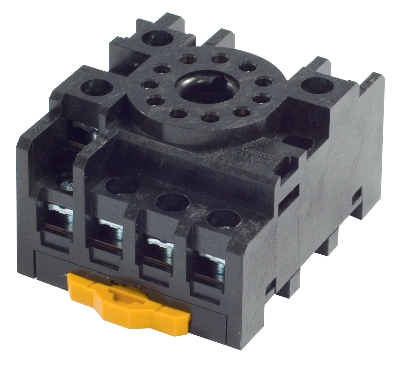 OMRON - Voet voor MK3P relais