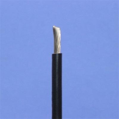 CABLES - VOBst fil d'installation souple étamé PVC noir 50mm² Eupen