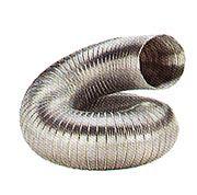 NOVY - Buis aluminium Ø 152 mm per 3 meter