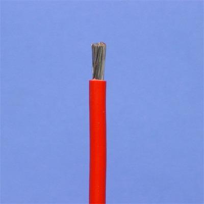 CABLEBEL - VOBst fil d'installation souple étamé PVC rouge 1,5mm² Eupen