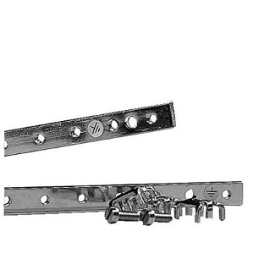 VYNCKIER - Barre de terre 550mm Fix-o-Rail Senior