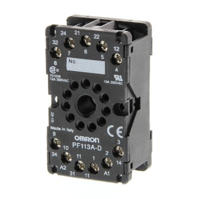 OMRON - Socle pour relais MK3P