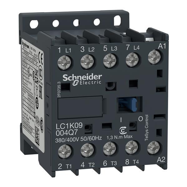 TELEMECANIQUE - contacteur TeSys LC1-K - 4P - AC-1 440V 20 A - bobine 230 V CA