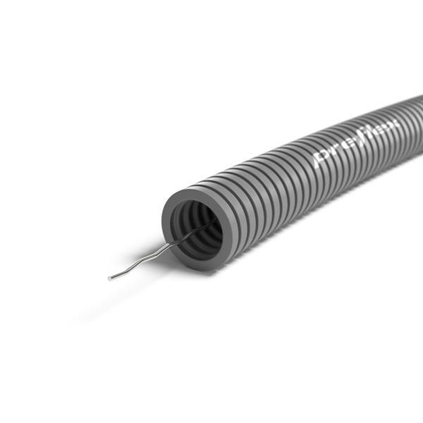 CABLEBEL - Preflex tube vide 16mm + tire-fil rouleau 100m