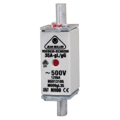 VYNCKIER - Meszekering voor lijnbeveiliging M000 gG 16A