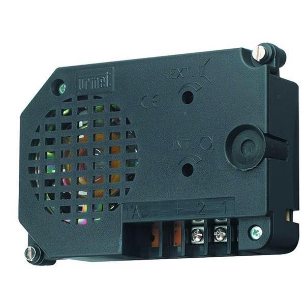 URMET - Micro-luidspre.6v met 3 draden