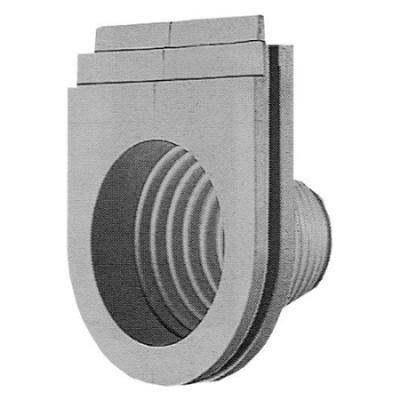 VYNCKIER - Entrée de câble pour diamètre de câble max. 30mm ( jeu de 2 pièces )