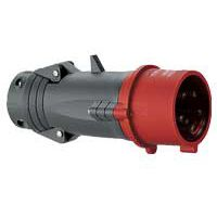 LEGRAND - Rechte contactstop 380V 32A 3P+A Hypra - IP44 - IK09 - kunststof