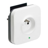 LEGRAND - Prise chargeur + parafoudre + 2x USB  support GSM