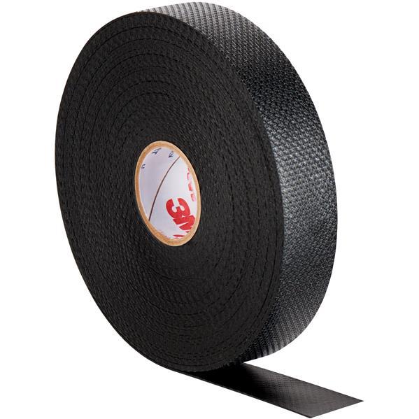 3M - 23 Scotch zelffuserende elektrische isolatietape EPR 19mm x 9,1m zwart