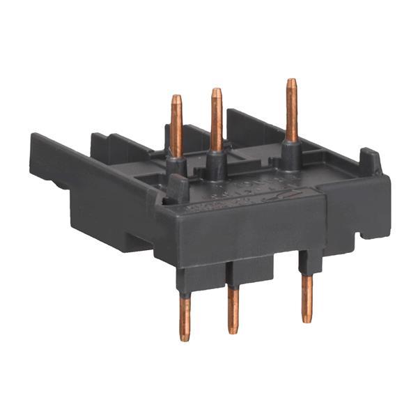 TELEMECANIQUE - aansluitblok - LS1 D32 of GV2 met contactor LC1-K of LP1-K