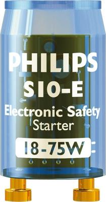 PHILIPS - ST10E 18-75W SIN BL safety & comfort starter bleu