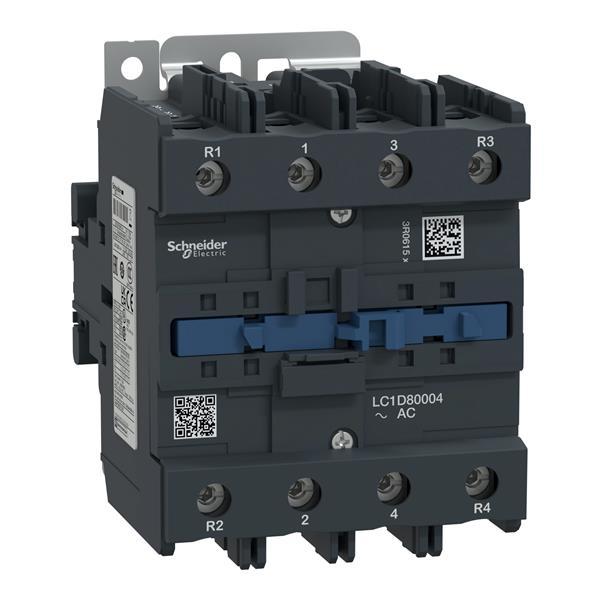 TELEMECANIQUE - Contactor 125A AC-1 - 4P - 230V AC 50...60Hz