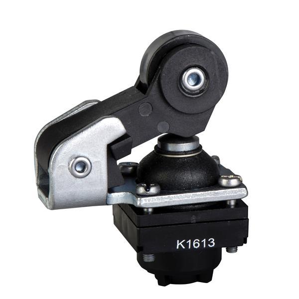 TELEMECANIQUE - tête pour interrupteur de position - ZCK-D - levier à galet