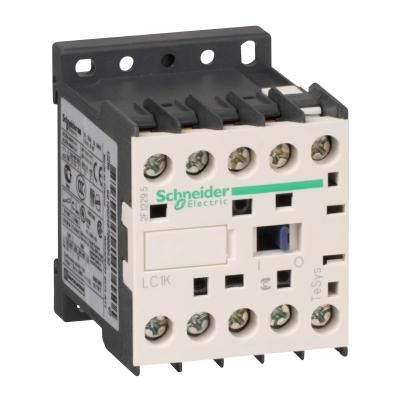 TELEMECANIQUE - contactor TeSys LC1-K - 3P - AC-3 440 V 6 A - spoel 230 V AC