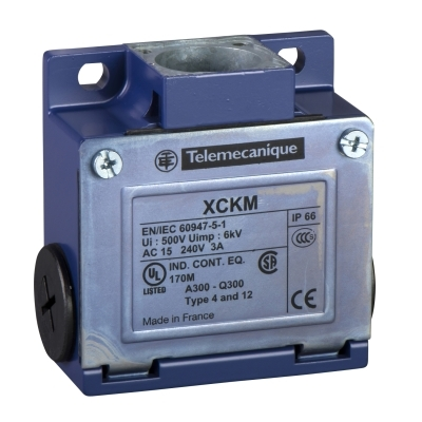 TELEMECANIQUE - corps d'interrupteur de position - ZCK-M - 1 O + 1 F - bornes