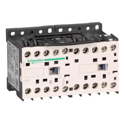 TELEMECANIQUE - Contacteur inverseur 9A AC-3 - 3P 1NC - 24V DC basse conso