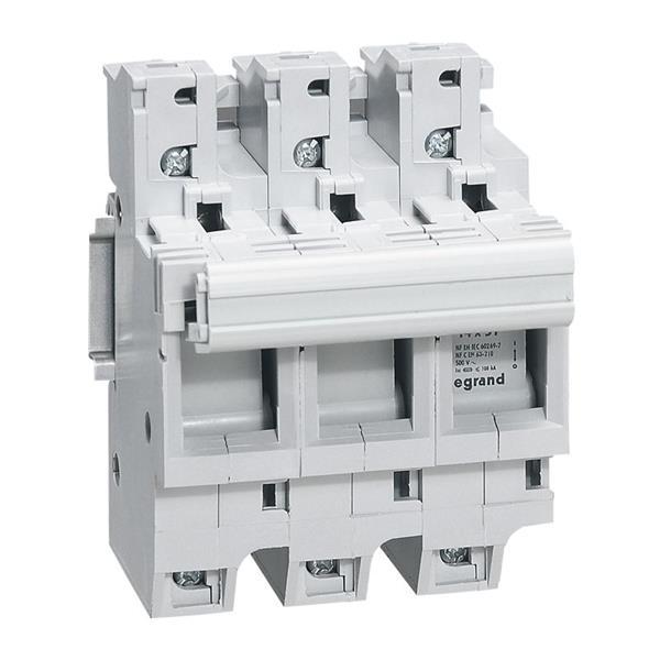 LEGRAND - Coupe-circuit SP51 3P Pour cartouches ind. 14x51mm