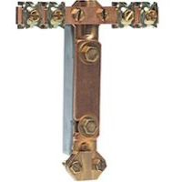 LEGRAND - Barrette de coupure de terre 95 x 20 mm