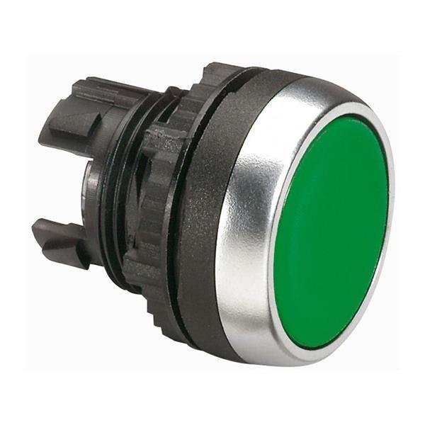 LEGRAND - Osmoz verzonken kop - groen impulswerking - niet verlicht
