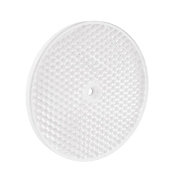 TELEMECANIQUE - toebehoren voor sensor - reflector voor standaarddetectieafstanden - Ø 80mm