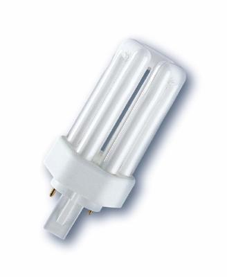 LEDVANCE - Dulux T Plus C-VSA 18W 830 3000K 1200lm blanc chaud GX24d-2