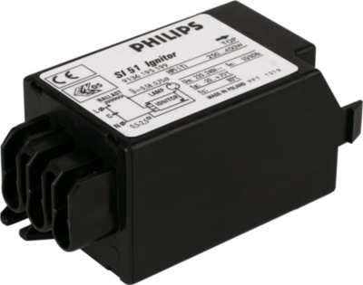 PHILIPS - SI 51 250-400W HPI SNI-85 50-60Hz amorceur
