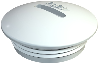 OBO BETTERMANN - Bouchon gris 108/PG48 gris clair - polystyrène