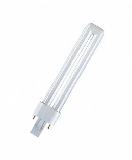 LEDVANCE - Dulux S C-VSA 9W 865 6500K 570lm lumière du jour froide G23
