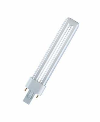 LEDVANCE - Dulux S C-VSA 9W 840 4000K 600lm blanc clair G23