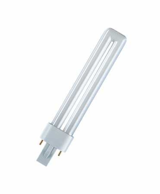 LEDVANCE - Dulux S C-VSA 9W 830 3000K 600lm blanc chaud G23