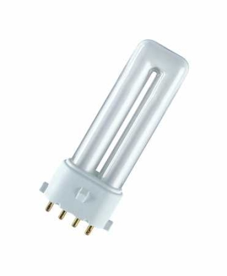 LEDVANCE - Dulux S/E E-VSA 11W 840 4000K 900lm blanc clair 2G7
