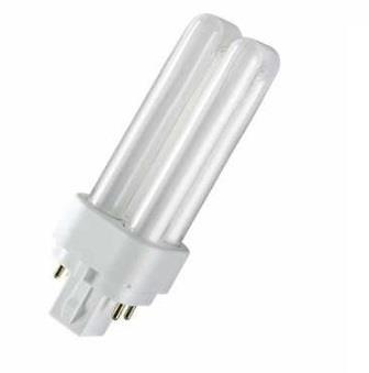LEDVANCE - Dulux D/E E-VSA 18W 830 3000K 1200lm warm wit G24q-2