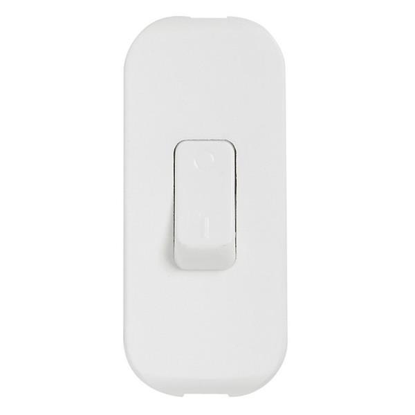 LEGRAND - Wipschakelaar - 2 A - 250 V - 2p - gespikkeld wit