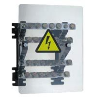 LEGRAND - Répartiteur étagé - 4p - 160A - 4 barres 18x4 mm - pour cosses