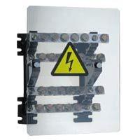 LEGRAND - Verdeelklem trapvormig 4p 160A 4 staven 18x4mm voor kabelsch.