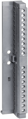 SIEMENS - SIMATIC S7-300, FRONT CONNECTOR FOR SIGNAL MODULES WITH SCREW CONTACTS, 20-PIN