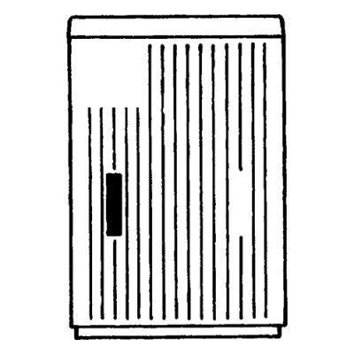VYNCKIER - Armoire de trottoir EH3/AP-0