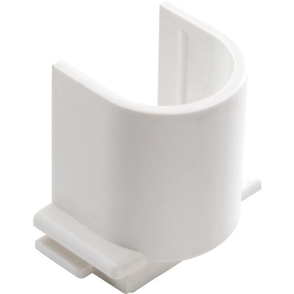 NIKO - Buisingang voor M16, opbouw, EL20 wit