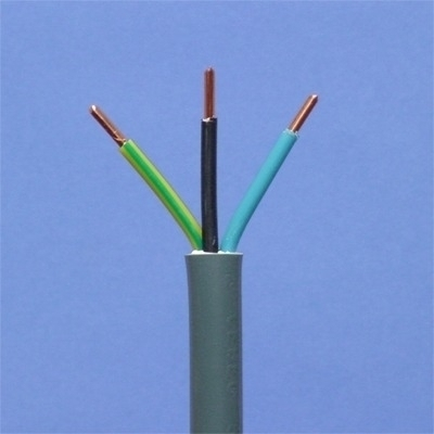CABLEBEL - XVB installatiekabel F2 1kV grijs 3G2,5mm²