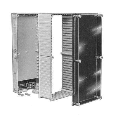 VYNCKIER - 25S60 grande boîte d'entrée de câble 2 câbles diam?tre max. 58mm (232mm)