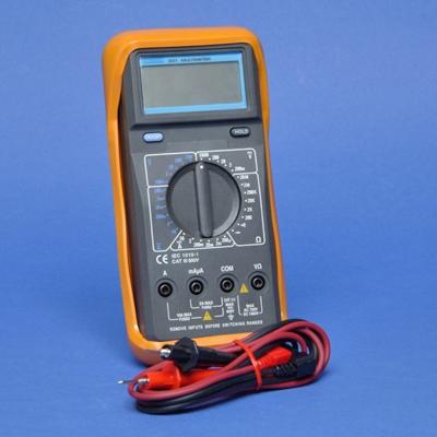 CCI - Multimètre numérique VCA/VCC/ACA/ACC/R