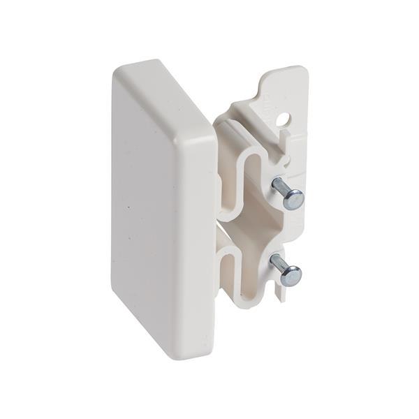 LEGRAND - Embout pour DLP 40 x 25 mm autobloquant g/dr - blanc