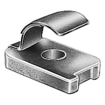 Vynckier - Ecrou mobile pour profilés C30x15x1,5 M6