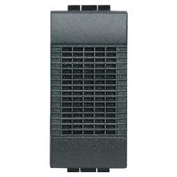BTICINO - Sonnerie Living - 230V - 8 VA - 80 dB - 1 module
