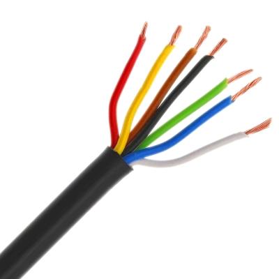 SPECIALE KABELS - Trailer flexibele kabel voor aanhangwagen 7x1mm²